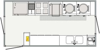Warme keuken 6m